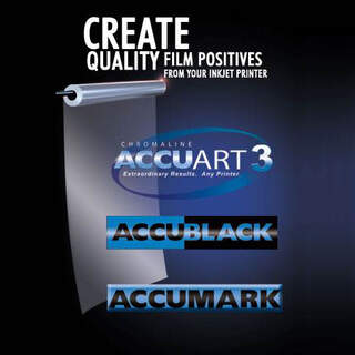 APM Accu Art Inkjet Film A4 Sheet
