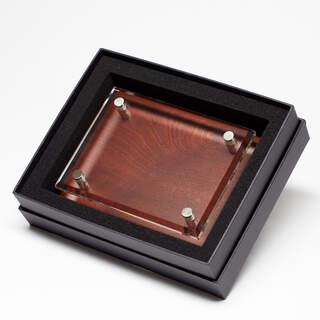 Black foam  Lined Presentation Box for IR1