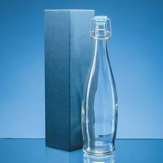 Blue Water Bottle Skillet Box